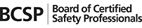 Board of Certified Safety Professionals logo